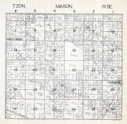 Mason Township, Maple Ridge, Twining, Arenac County 192x